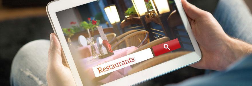 Restaurants online
